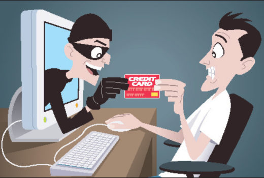 Beware of Those Who Would Steal Your Identity