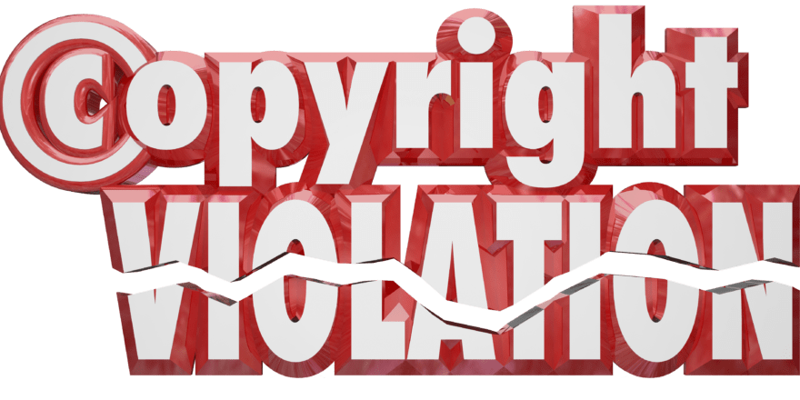 Copyright Fraud
