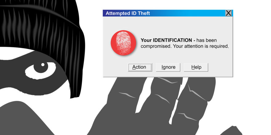 Identity Theft - The Micro-Chip And The Phantoms In Restaurants